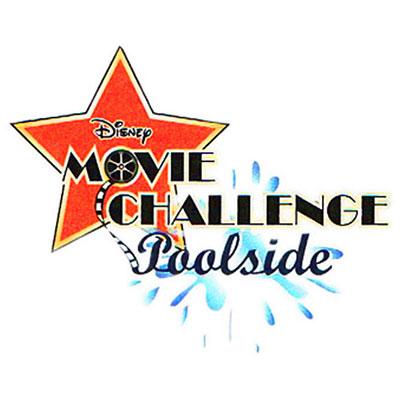 Movie Challenge Poolside